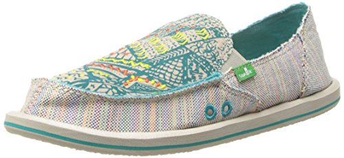 Sanuk Women's Scribble Sidewalk Surfer