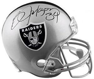 Bo Jackson Autographed Hand Signed Oakland Raiders Full Size Proline Helmet- Jackson... by Hall of Fame Memorabilia