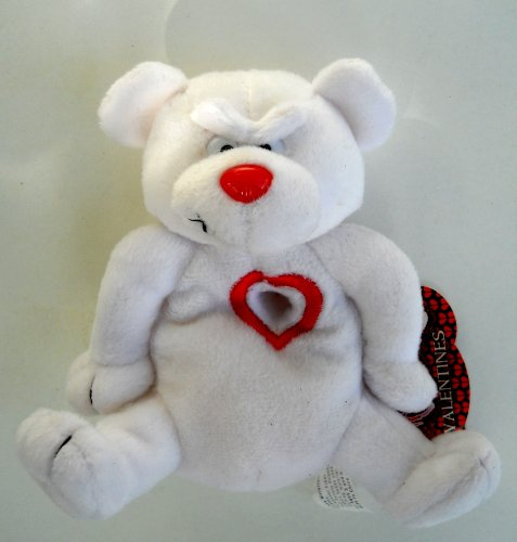 Meanies Valentines Heartless Bear