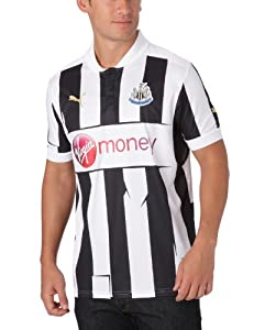 Newcastle United Home Football Shirt 2012-13