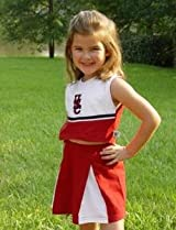 South Carolina Sara Lynn Toggs Jr. Cheer Outfit