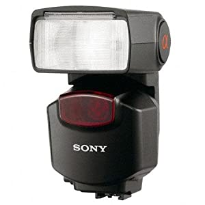 Sony HVL-F43AM Flash for Alpha DSLR Cameras
