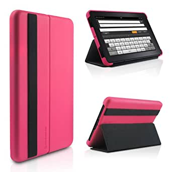 Kindle Fire Lightweight MicroShell Folio Case Cover by Marware, Pink (does not fit Kindle Fire HD)
