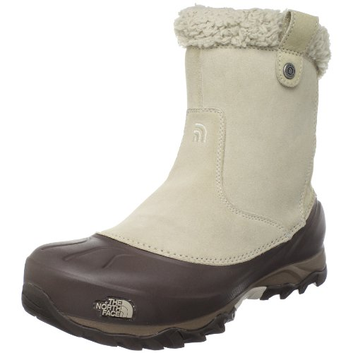 The North Face Womens Snow Betty Pull-On Safari Tan/Fossil Ivory - 11 B(M) US