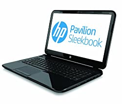 HP Pavilion 15-b115sa 15.6-inch Sleekbook (AMD Dual-Core A6-4455M Processor 2.1GHz, 6 GB RAM, 750 GB HDD, Windows 8 64-Bit)