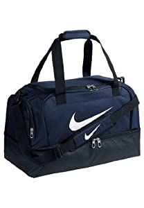 Nike Sporttasche Team Medium Hardcase - Bolsa de deporte, color azul, talla 53 x 30 x 34 cm