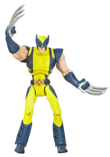 Buy Low Price Hasbro X-Men Wolverine Animated Action Figure Wolverine (B001TYMOHI)