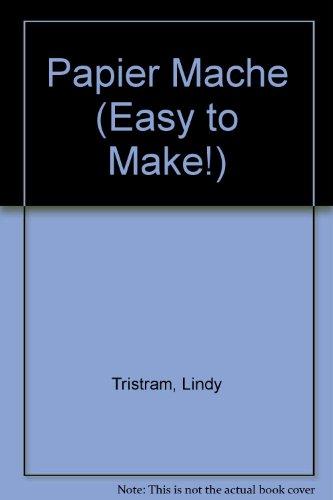 Papier Mache (Easy To Make!)