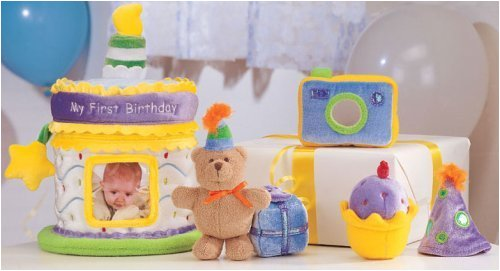 Gund My First Birthday Playset