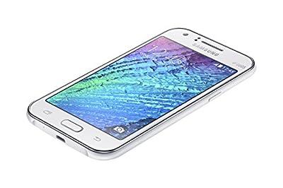 Samsung Galaxy J1 (White)