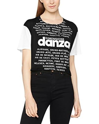 Dimensione Danza T-Shirt Manica Corta [Nero]