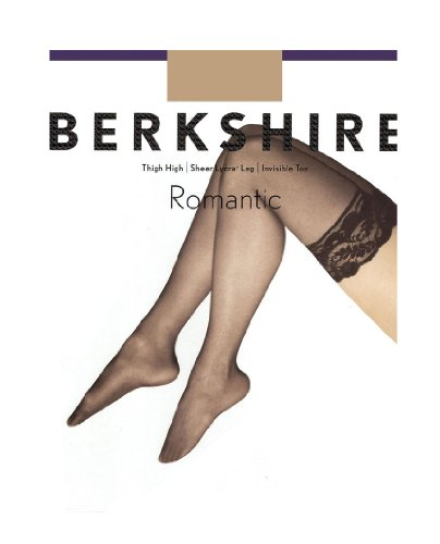 Berkshire Romantic Lace Top Thigh High 1363