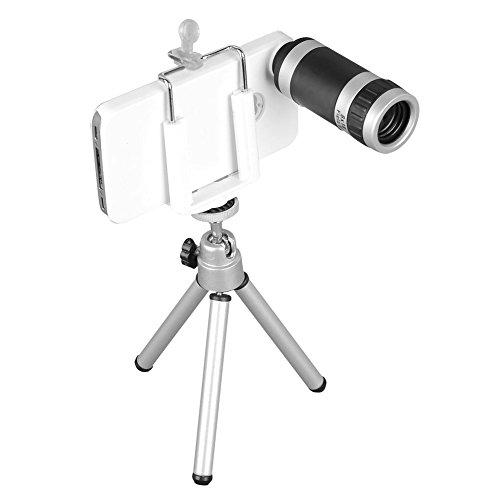 Beileshi 8X30 Mini Hd Monoculartelescope With Tripod
