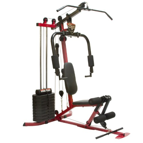 Steelflex home gym best seller gyms