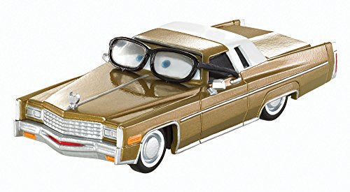 Disney/Pixar Cars Mel Dorado Diecast Vehicle