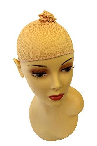 Dress Me Up - Wig Me Up, Retina Per Capelli, Biondo, Da Mettere Sotto La Parrucca (Hnb)