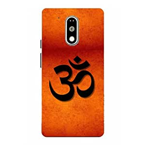 Moto G4 Play Religion Printed Orange Hard Back Cover By Case Cover