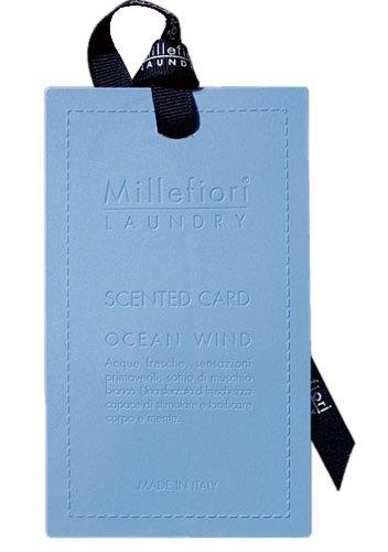 Millefiori センテッドカード オーシャンウィンド CARDーAー004