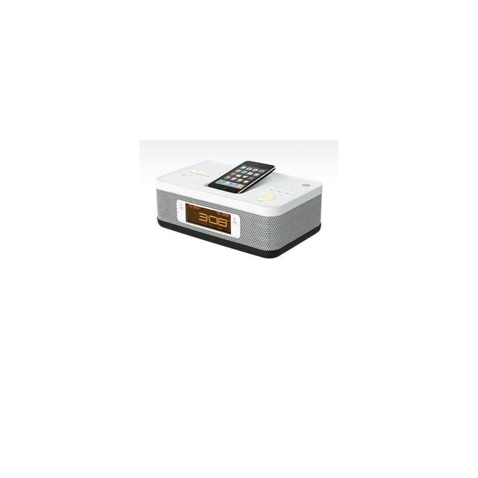 Clock Radio iPod/iPhone Dock