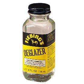 Fiebing's 4 Oz. Deglazer