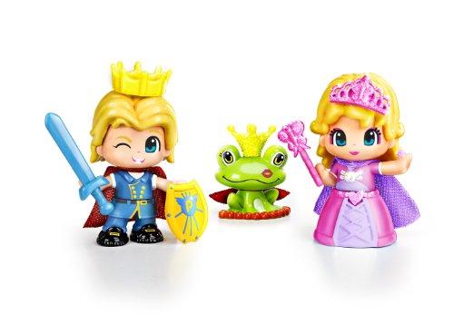 Pinypon - Pack de princesa y príncipe