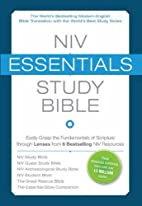 NIV*Essential Study Bible-HC by Zondervan