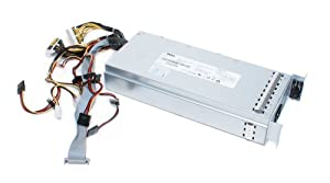 Dell ND591 PowerEdge 1900 Non-Redundant 800W Server Power Supply PSU Power Brick Power Source, 100-240v ~ 11.7A Input, Compatible Dell Part Number: ND444, Compatible Model Numbers: D800P-S0, DPS-800 JB A, Z800P-00, 7001209-Y000