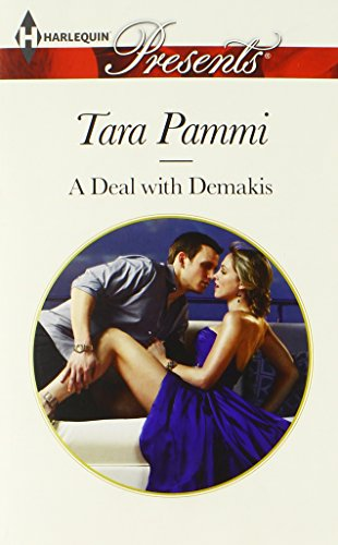 Image of A Deal with Demakis (Harlequin Presents)