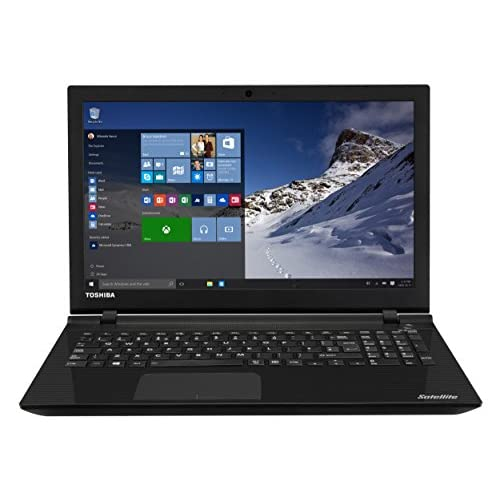 Toshiba Satellite L50-C-1GJ 15.6 inch Notebook (Intel Core i3-5015U, 8GB RAM, 1TB HDD, Intel HD Graphics 5500)