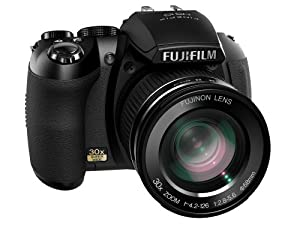 Fujifilm FinePix HS10 Digital Camera - (10MP, 30x Wide Optical Zoom) 3 inch Tilting LCD