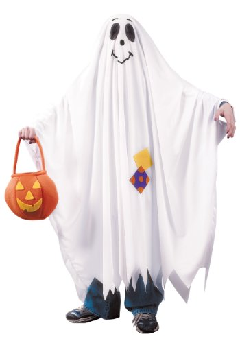 Friendly Ghost Costume for Kids