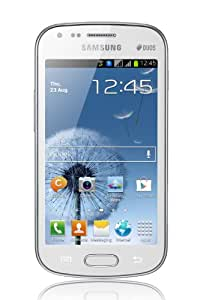 Samsung Galaxy S Duos GT-S7562 (Pure White)