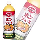 えひめ飲料 POM(ポン) ポンジュース1L(1000ml)PET×12(6×2)本入