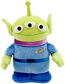 Disney Little Green Alien Mini Bean Bag Plush