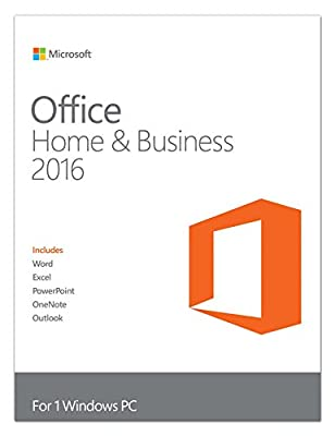 Microsoft Office Home and Business 2016 | PC