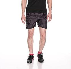 Fizzaro Men Solid Ryon Boxer Shorts -Brown by Fizzaro