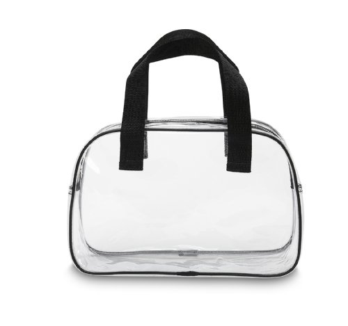 Basic Clear Work Handbag / Clear Stadium Compliant