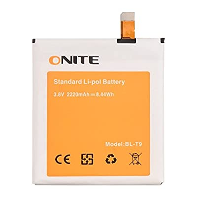 Onite Replacement Battery for Google Nexus 5 LG D820 D821, BL-T9 by Onite