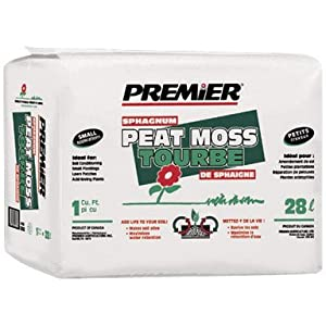 Peat Moss for sundews