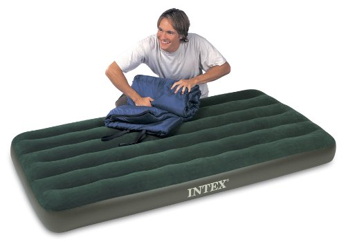 Intex Prestige Downy Twin Airbed Kit