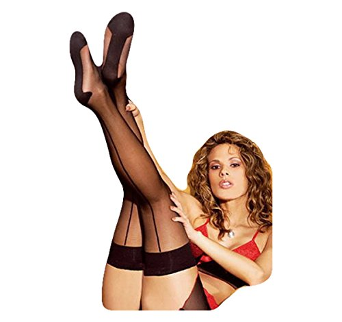 Heel Thigh High Stocking sexy stocking for female