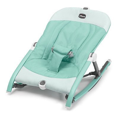 3-Recline-Positions-Pocket-Relax-Baby-Rocker-in-Teal-Ultra-Compact-and-Portable