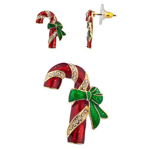 lux-accessories-pave-crystal-christmas-candy-cane-bow-sparkle-glitter-xmas-pin-brooch