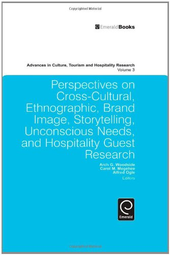 Perspectives on Cross-Cultural, Ethnographic, Brand Image, Storytelling, Unconscious Needs, and Hospitality Guest Resear