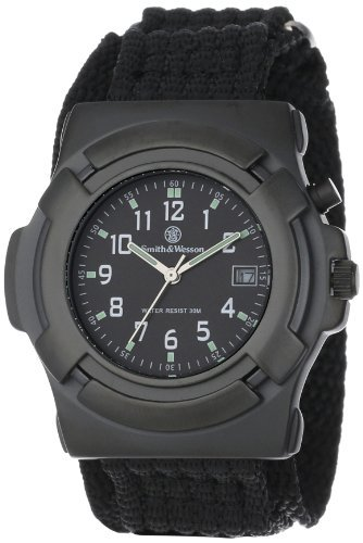smith-wesson-mens-sww-11b-glow-lawman-black-nylon-strap-watch