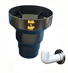 Magnetic Cup Holder- KAZeKUP Magnetic Cup Holder for Vertical Surfaces. Great for tractors, heavy equipment, office filing cabinets, tool boxes and more! Attach it to any ferrous metal.