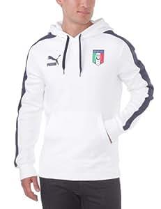 Puma T7 Ita Hoody homme Blanc XXL