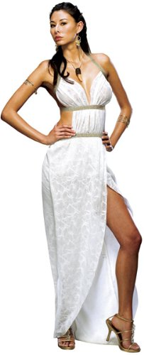 Sexy Roman/Greek Goddess Queen Gorgo Costume
