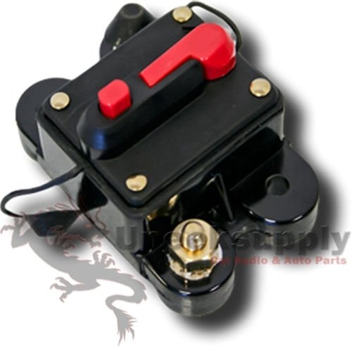 60 AMP 12V DC CIRCUIT BREAKER REPLACE FUSE 60A 12VDC CAR AUDIO