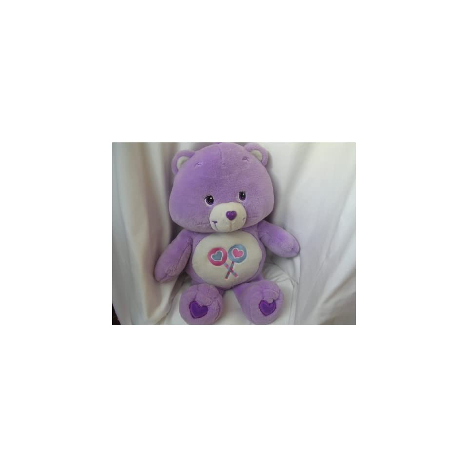 Share Bear Care Bear JUMBO 28 Large Plush Toy Collectible